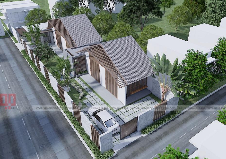 Ms Thai Trinh's Villa